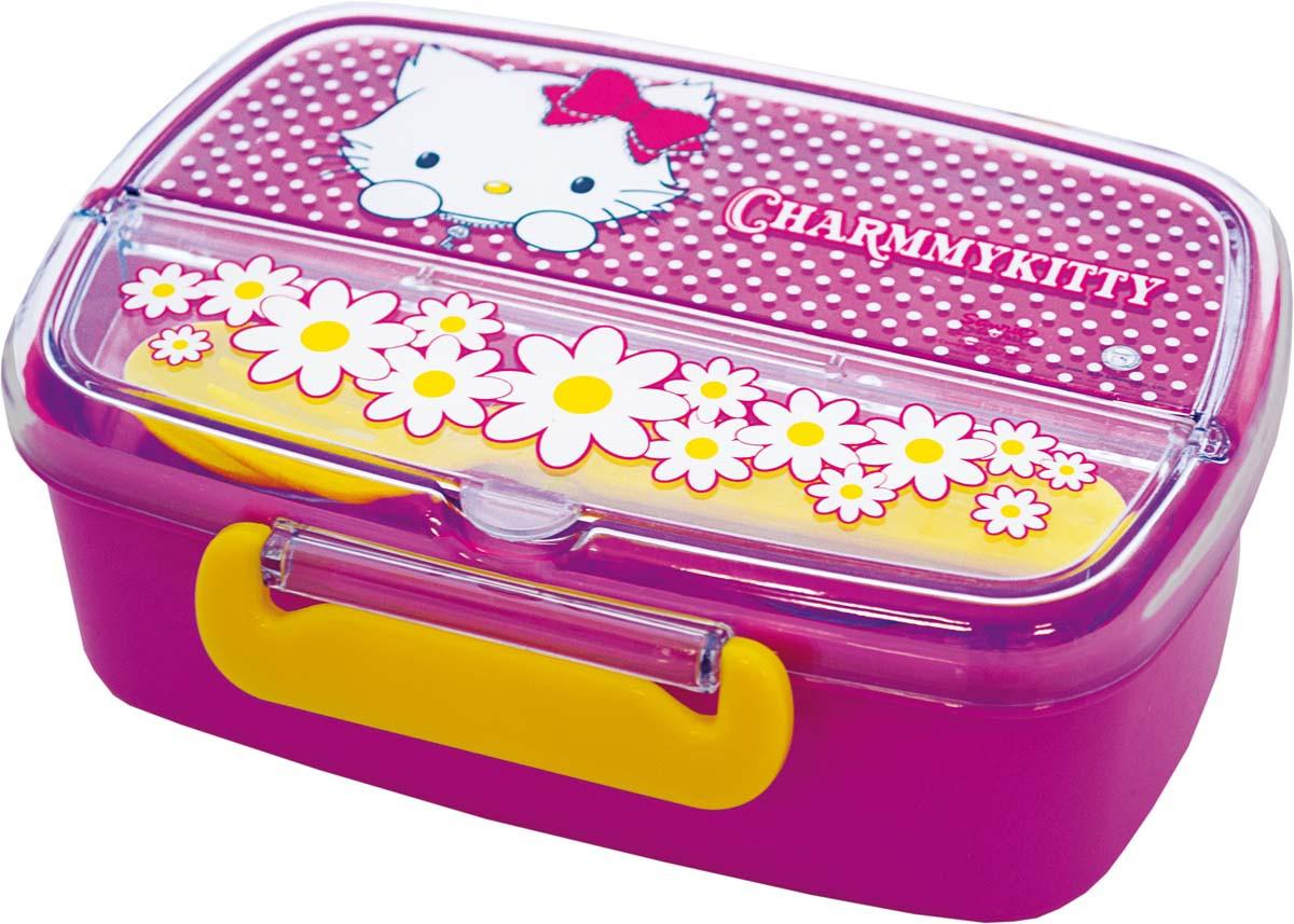Ланчбокс детский (контейнер для еды) Чармикитти