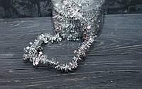 Лента- дождик серебро, фото 1