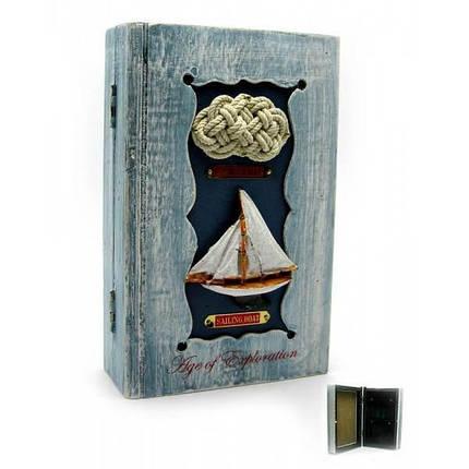 """Ключница """"Книга"""" (22х14х8 см) ( 18879), фото 2"""