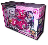Набор Лол 6 в 1. Набор кукол LOL из шести шаров. Куклы с блестками
