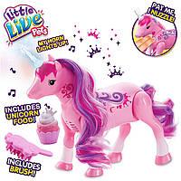 Интерактивный танцующий Единорог, свет, звук. Sparkles My Dancing Unicorn, Little Live Pets из США, фото 1