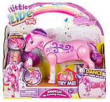 Интерактивный танцующий Единорог, свет, звук. Sparkles My Dancing Unicorn, Little Live Pets из США, фото 7