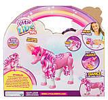 Интерактивный танцующий Единорог, свет, звук. Sparkles My Dancing Unicorn, Little Live Pets из США, фото 3