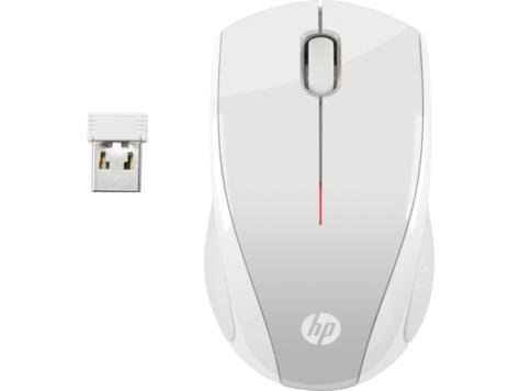 Мышь HP Wireless Mouse X3000 (Pike Silver)