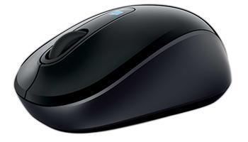 Мышь Microsoft Sculpt Mobile Mouse WL Black