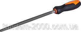 Напильник квадратный 200мм Miol  24-100