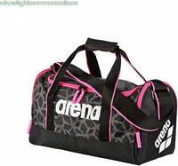 8d608256e5e7 Arena Сумка спортивная женская сумка Spiky 2 32L черно-розовая (1E006/509)
