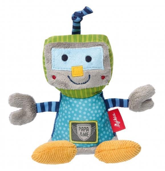 Мягкая игрушка sigikid Робот 16 см 41675SK