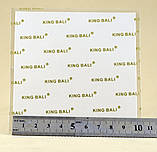 Термопрокладка KingBaliW 0.5 мм 100х100 белая 5W термоинтерфейс (TPr-KB5W 0.5-100), фото 3
