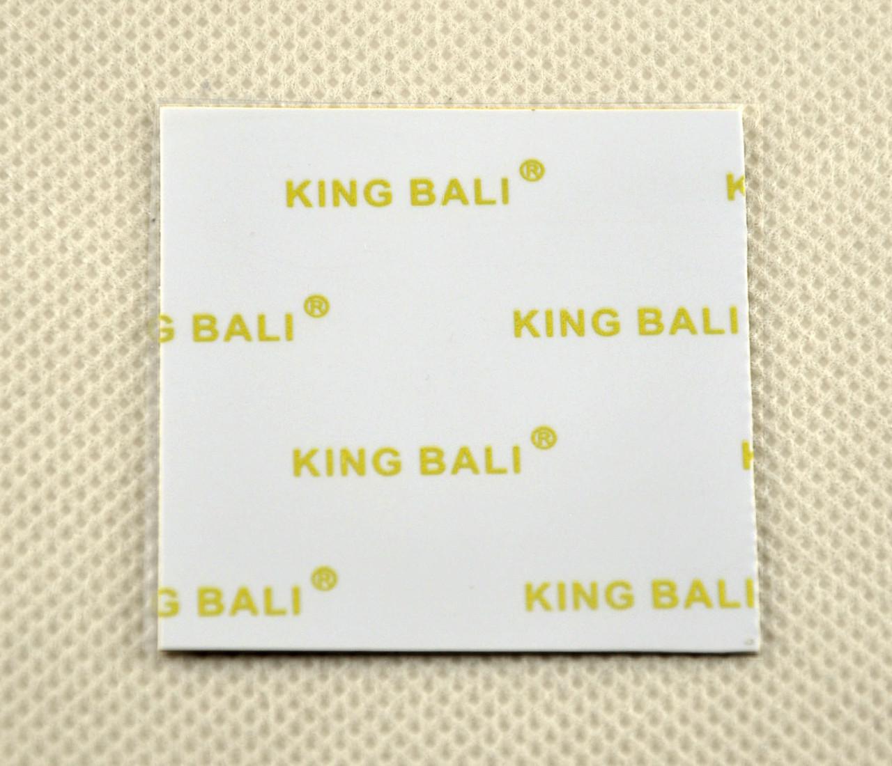 Термопрокладка KingBali W 0.5 мм 50х50 белая 5 Вт/м*Ктермоинтерфейс (TPr-KB5W 0.5-50)