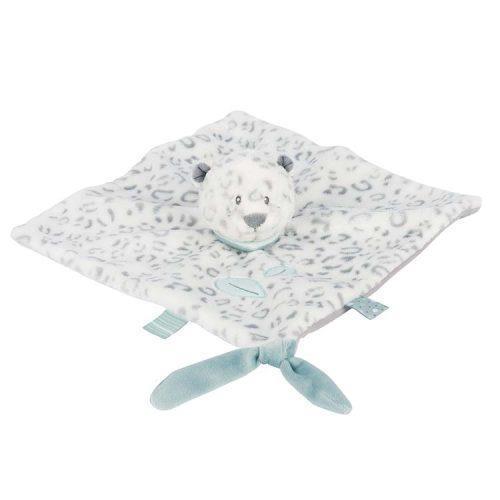Мягкая игрушка-кукла Nattou леопард Лея 963206