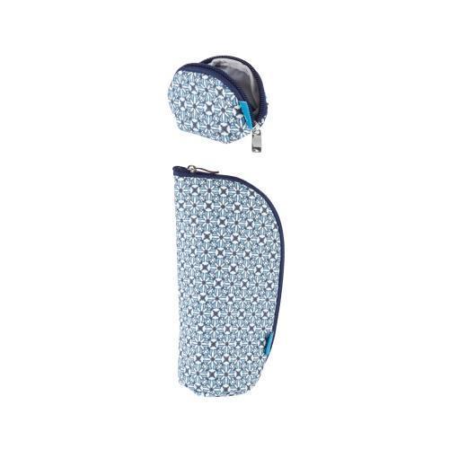 Набор (кошелек, чехол для пустышки) MyMia NV8806OPTICAL оптический орнамент
