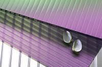 Сотовый (ячеистый) поликарбонат POLYGAL 8 мм