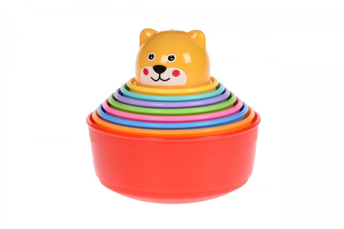 Набор для игры с песком Same Toy Чашки 9 ед 617-17Ut