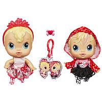 Малыши-близняшки Baby Alive Crib Life Twins от Hasbro