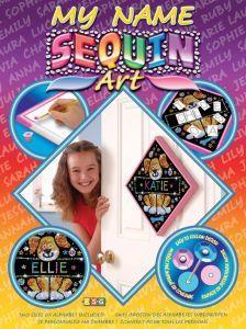 Набор для творчества Sequin Art MY NAME Puppy SA1205