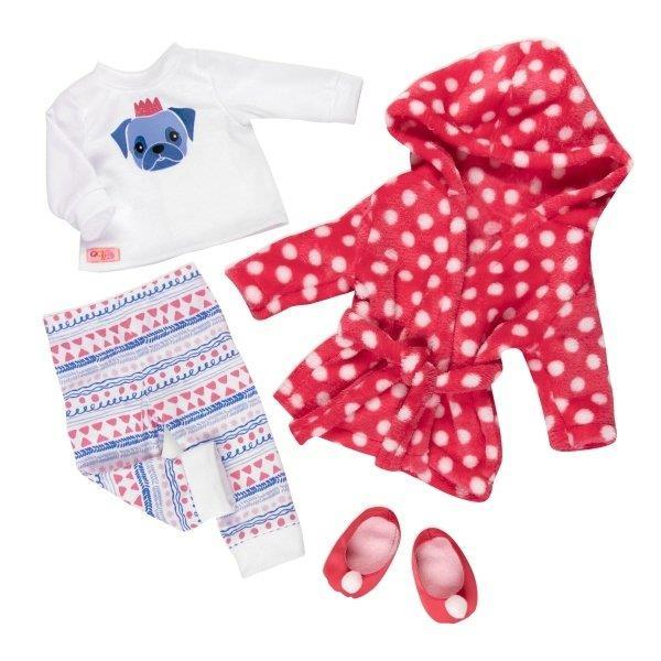 Набор одежды для кукол Our Generation Deluxe для сна BD30273Z