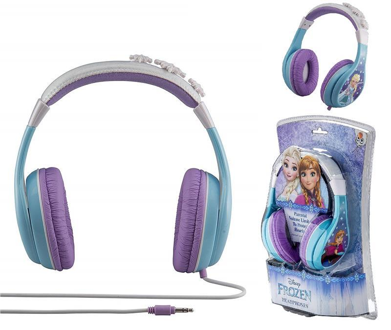 Наушники eKids Disney, Frozen, Anna and Elsa , Kid-friendly volume