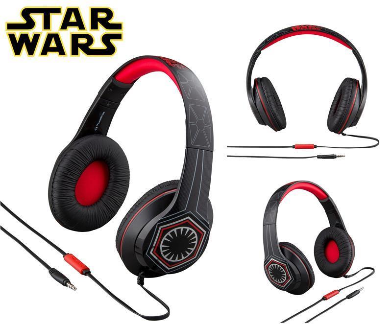 Наушники eKids/iHome Disney, Star Wars, Mic