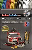 Нить для 3D принтера fisсhertechnik желтый 50 грамм (полиэтиленовый пакет) FT-539133