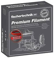 Нить для 3D принтера fisсhertechnik красный 500 грамм (коробка) FT-539143