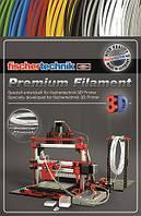 Нить для 3D принтера fisсhertechnik прозрачный 50 грамм (полиэтиленовый пакет) FT-539129