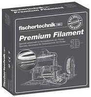 Нить для 3D принтера fisсhertechnik прозрачный 500 грамм (коробка) FT-539142