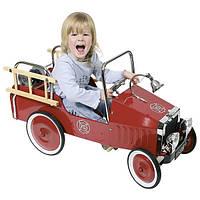 Педальная машинка goki Пожарная машина 14069