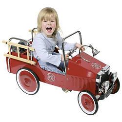 Педальная машинка goki Пожежна машина 14069