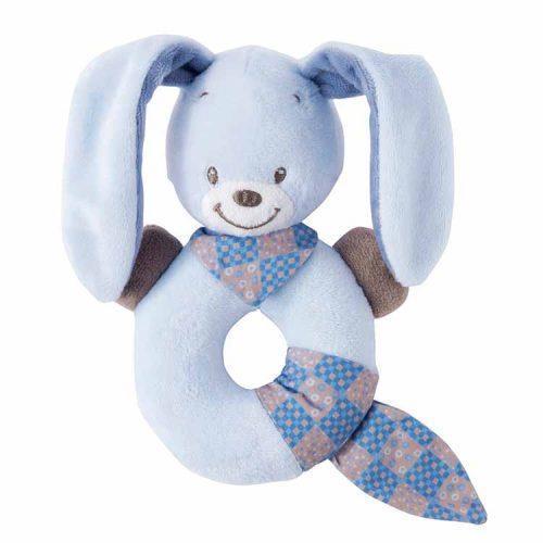 Погремушка-кольцо Nattou кролик Бибу 321167