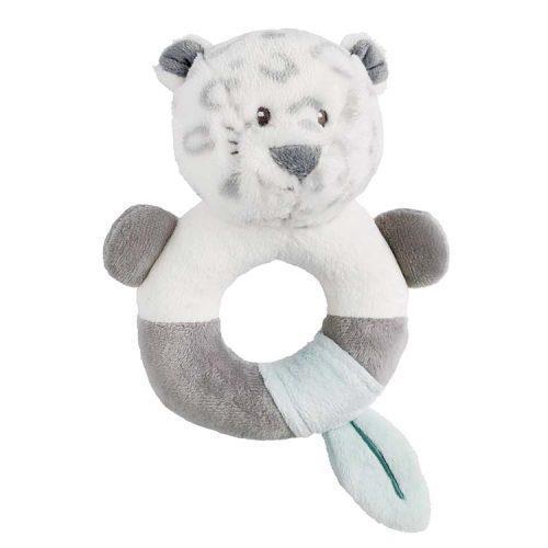 Погремушка-кольцо Nattou леопард Лея 963237