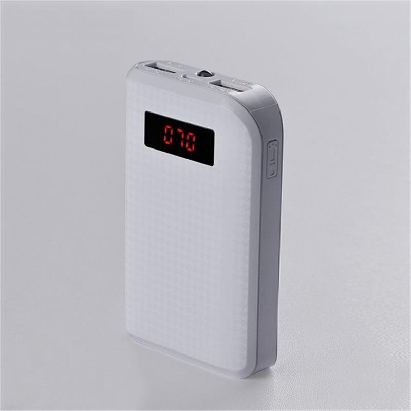 Портативное зарядное устройство Remax Proda Series 10000mAh 2USB-1A&2A white