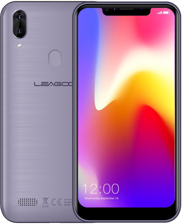 Leagoo M11 | Серый | 2/16Гб | 4G/LTE | Гарантия