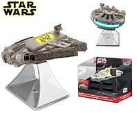 Радиочасы eKids/iHome Disney, Star Wars, Millenium Falcon c ночником