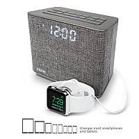 Радиочасы iHome iPL232 FM, Wireless, AUX, USB, Mic