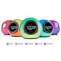 Радиочасы iHome iPL29 FM, Wireless, Color Changing, USB, Mic