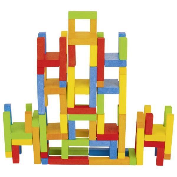 Развивающая игра goki Балансирующие стулья 56929