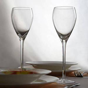 Комплект бокалов для белого вина 2шт. по 300 мл бокалы