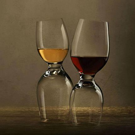 Комплект бокалов для вина Red or White 2 шт. по 900 мл бокалы, фото 2