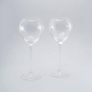Комплект бокалов для красного вина 2 шт. по 300 мл бокалы