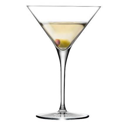"Комплект бокалов для мартини ""Vintage"" 2шт. по 290 мл бокалы, фото 2"