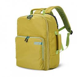 Рюкзак для спорта Tucano Sport Mister зелёный