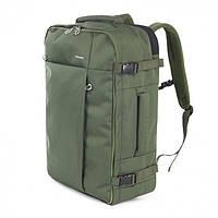Рюкзак дорожный Tucano TUGO' L CABIN 17.3 (green)