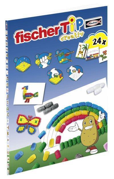 Збірник ідей fischerTIP Створення малюнків FTP-49119