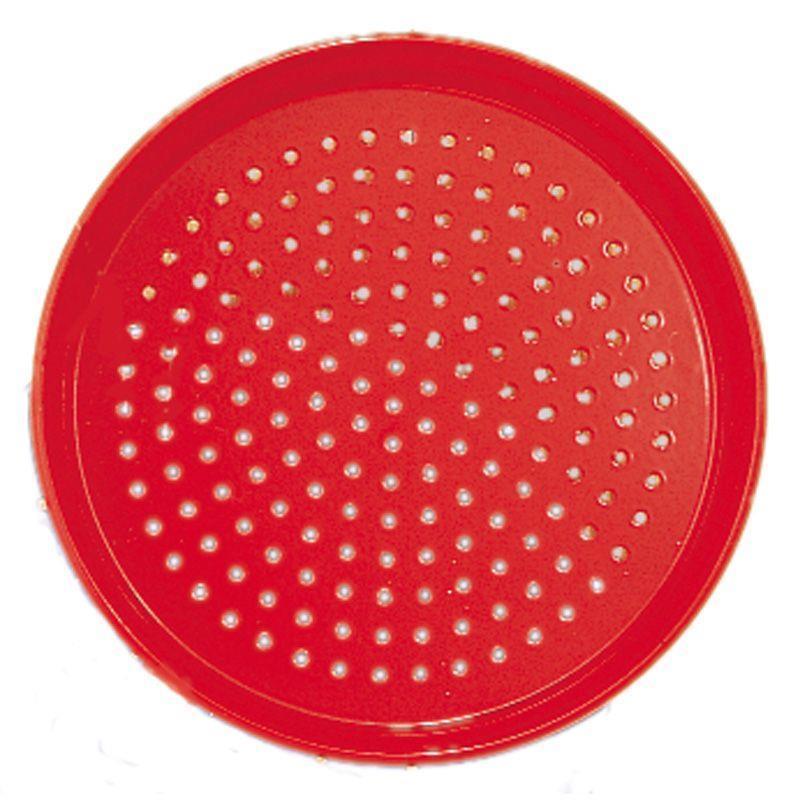 Сито для песка nic красное NIC535044