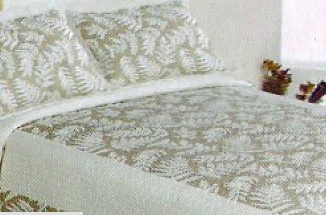 Покрывало стеганое с наволочками страусиный пух 240Х260см, фото 2