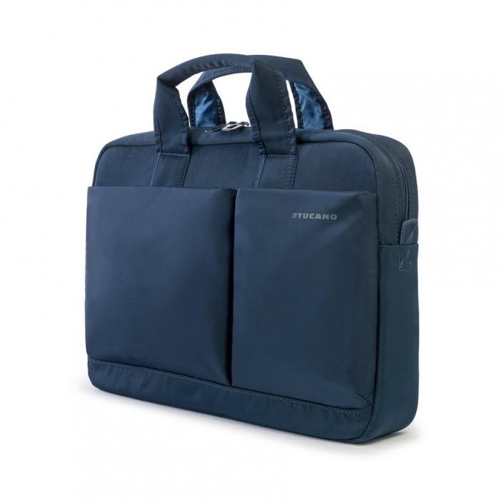 "Сумка для ноутбука Tucano Piu Bag 13-14"" (синя)"