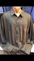 Турецкие мужские рубашки больших размеров утеплённые Taft, фото 1