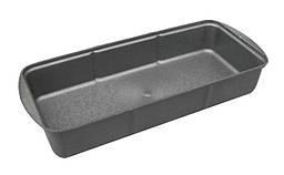 """Поддон для рассады малый чёрный (37×16×6 см, 2.2 литра). Лоток для рассады """"ЧП КВВ"""" + Видео"""