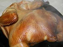 Курица горячего копчения в домашних условиях